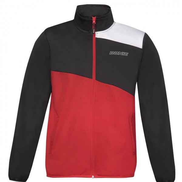 DONIC Trainingsanzugjacke Heat rot Brust