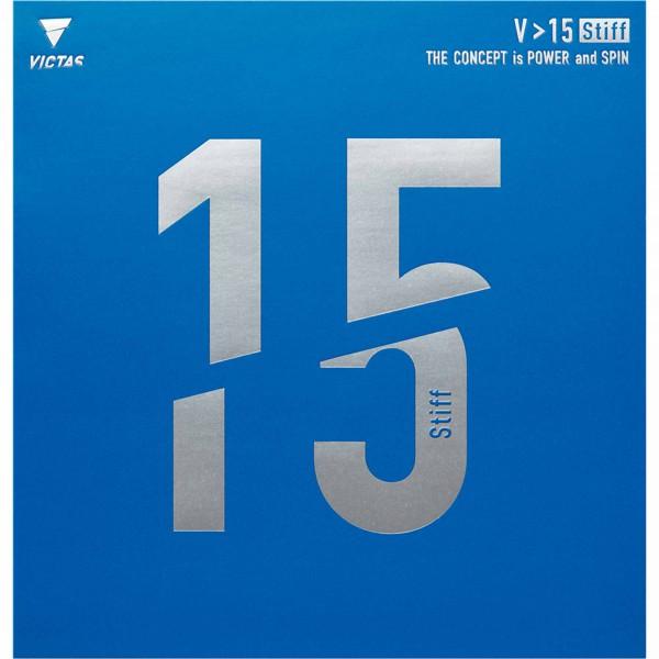 """VICTAS """"V > 15 Stiff"""""""