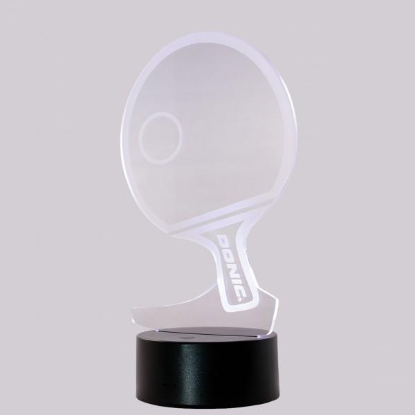 DONIC LED-Lampen-Trophäe - Licht in weiß