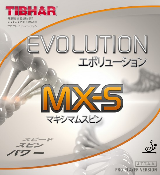"Tibhar ""Evolution MX-S"""