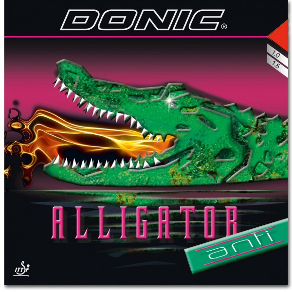 Belag DONIC Alligator Anti