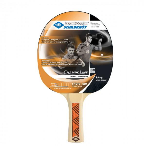 Hobby Tischtennisschläger Champs 200