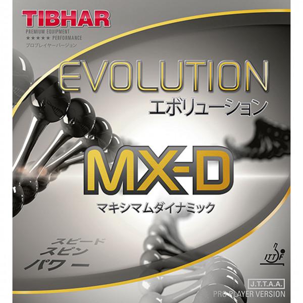 Tischtennis Belag Tibhar Evolution MX-D