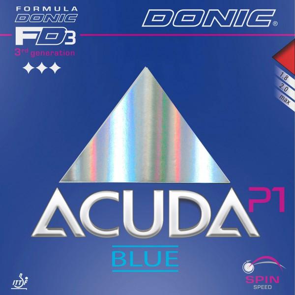 Belag DONIC Acuda Blue P1