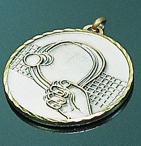Medaille 50 mm Schläger