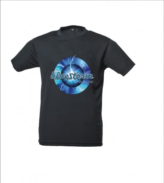 DONIC Promo T-Shirt Bluestorm