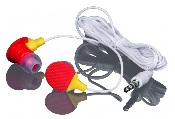 Tibhar Kopfhörer Tischtennisschläger