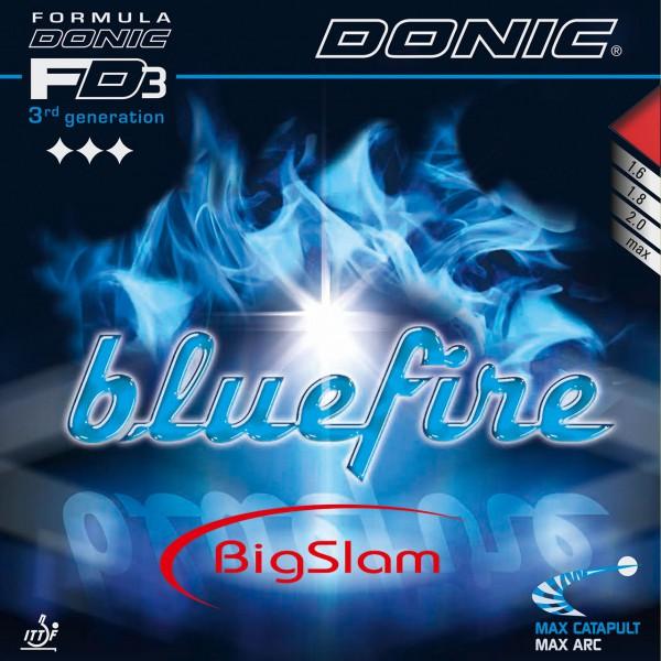 Tischtennis Belag DONIC Bluefire Big Slam Cover
