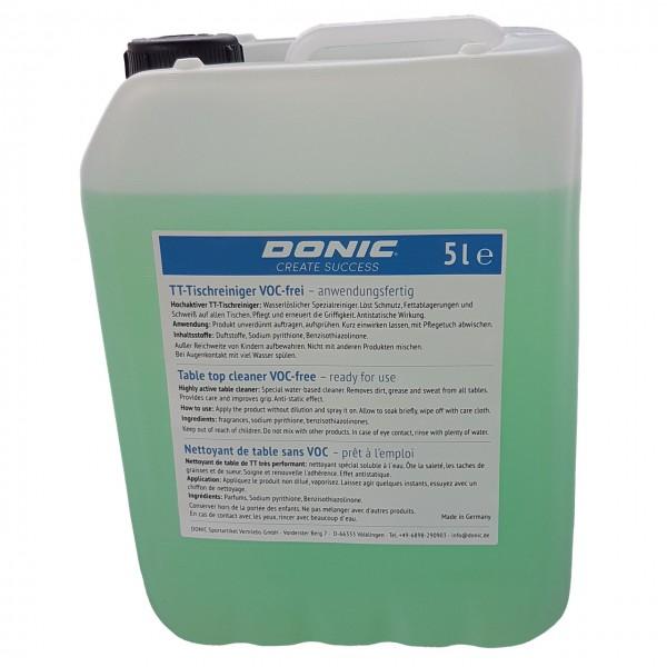 DONIC Tischreiniger 5 Liter Kanister