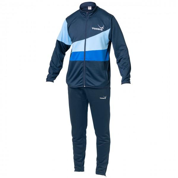 Trainingsanzug Yasaka Anzug Pollux blau