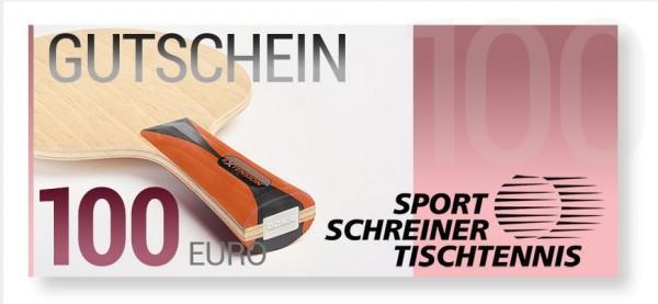 100 Euro SPORT SCHREINER Gutschein