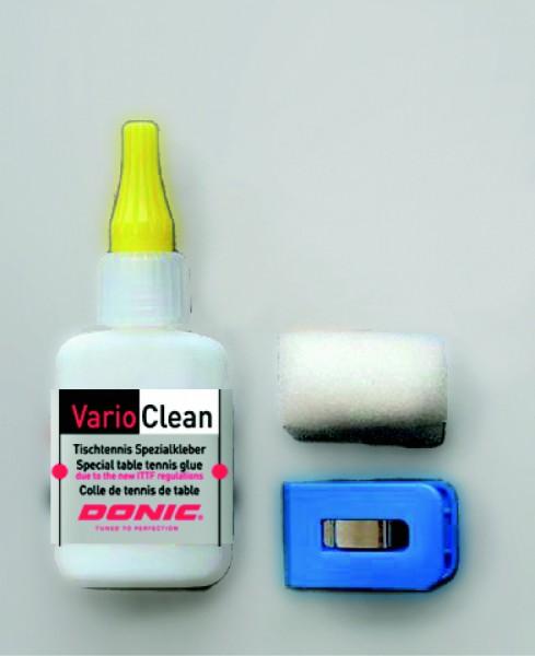 Tischtennis Spezialkleber DONIC Vario Clean