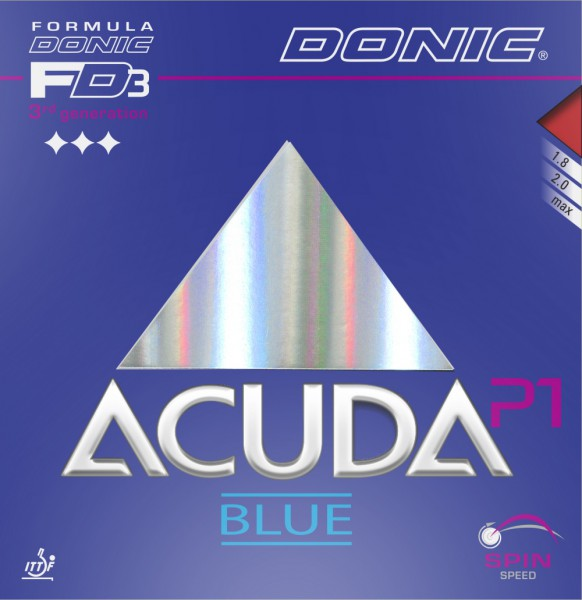 """DONIC """"Acuda Blue P1"""""""