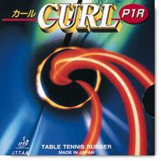 Tischtennis Belag TSP Curl P1 R Cover