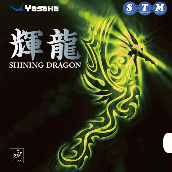 Tischtennis Belag Yasaka Shining Dragon Cover