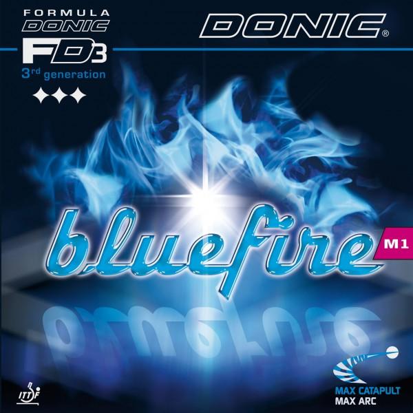 Tischtennis Belag DONIC Bluefire M1 Cover