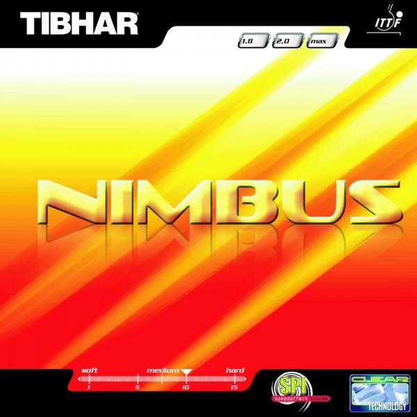 Tischtennis Belag Tibhar Nimbus Cover
