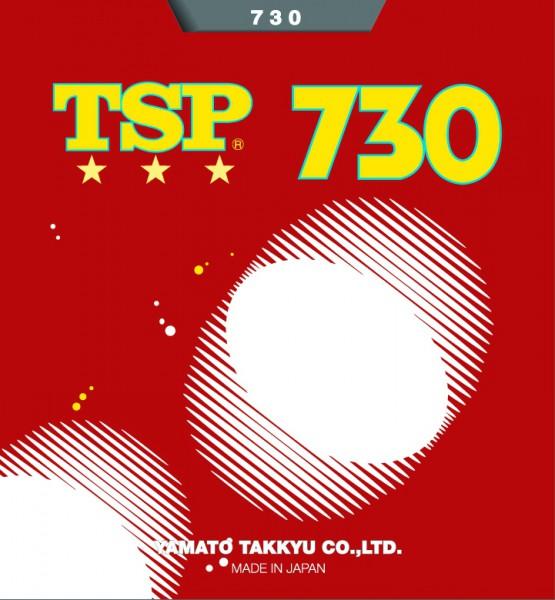 Tischtennis Belag TSP 730 Cover