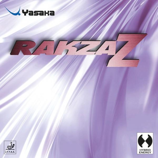 Cover Tischtennis Belag YASAKA Rakza Z