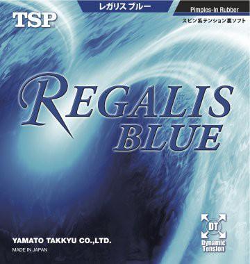 Tischtennis Belag TSP Regalis Blue Cover