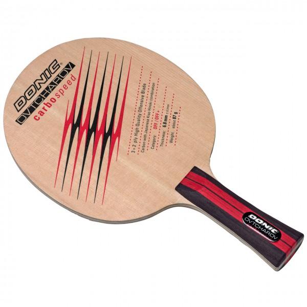 Tischtennis Holz DONIC Ovtcharov Carbospeed