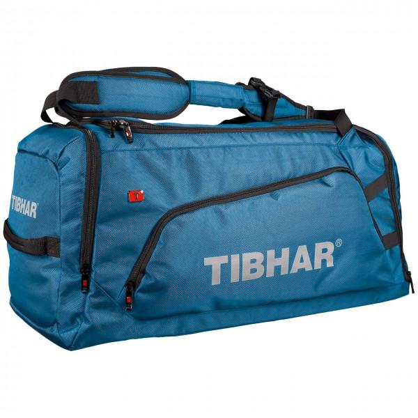 Tischtennis Sporttasche Tibhar Shangha blaui