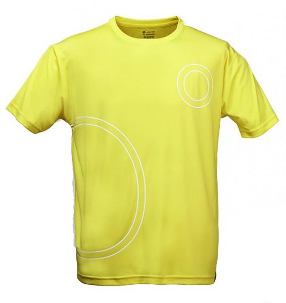 Lao Wa T-Shirt Uppsala gelb