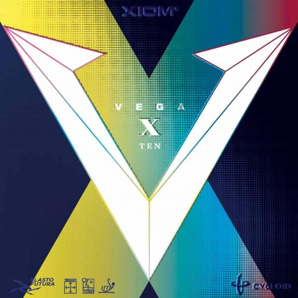 Tischtennis Belag XIOM Vega X