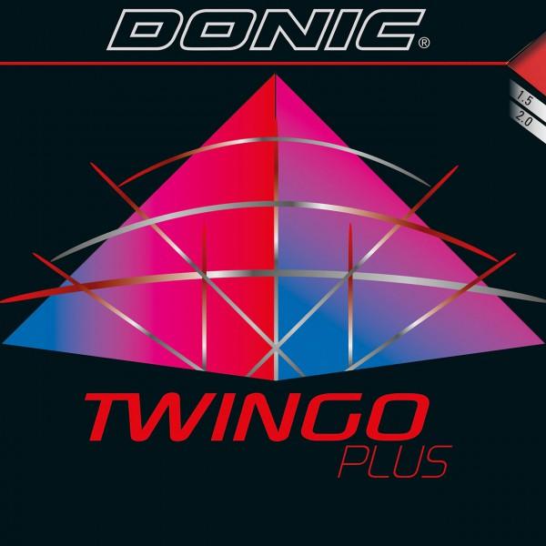Tischtennis Belag DONIC Twingo Plus Cover